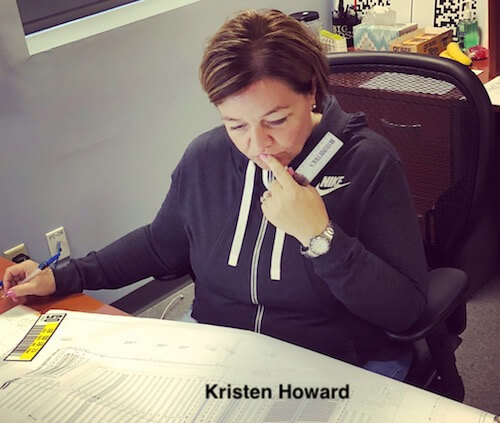 Kristen Howard, ID Label