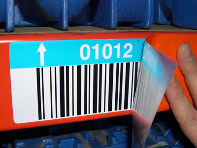 beam renew warehouse label cover up