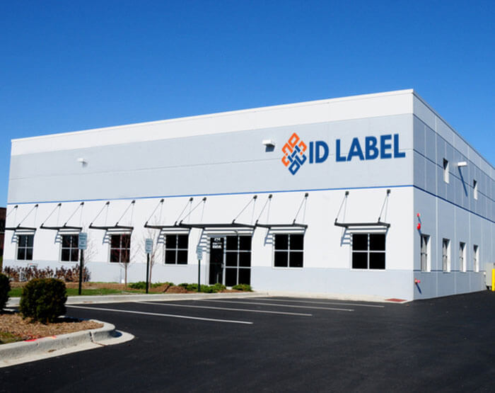 ID Label headquarters, Lake Villa, IL