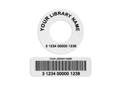 sample library dvd barcode label formats