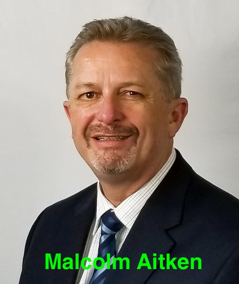 Malcolm Aitken, ID Label