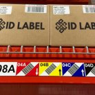 Magnetic Labels with SideScan™ barcode design