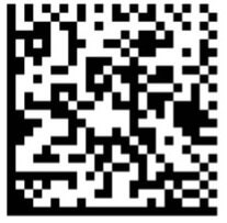 2D barcode image