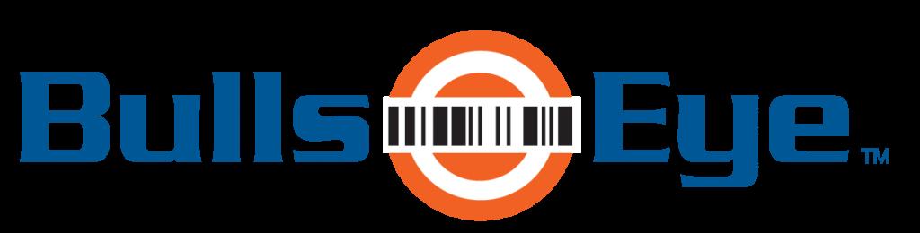 bullseye warehouse label logo