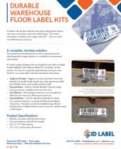 Floor Label sheet thumbnail