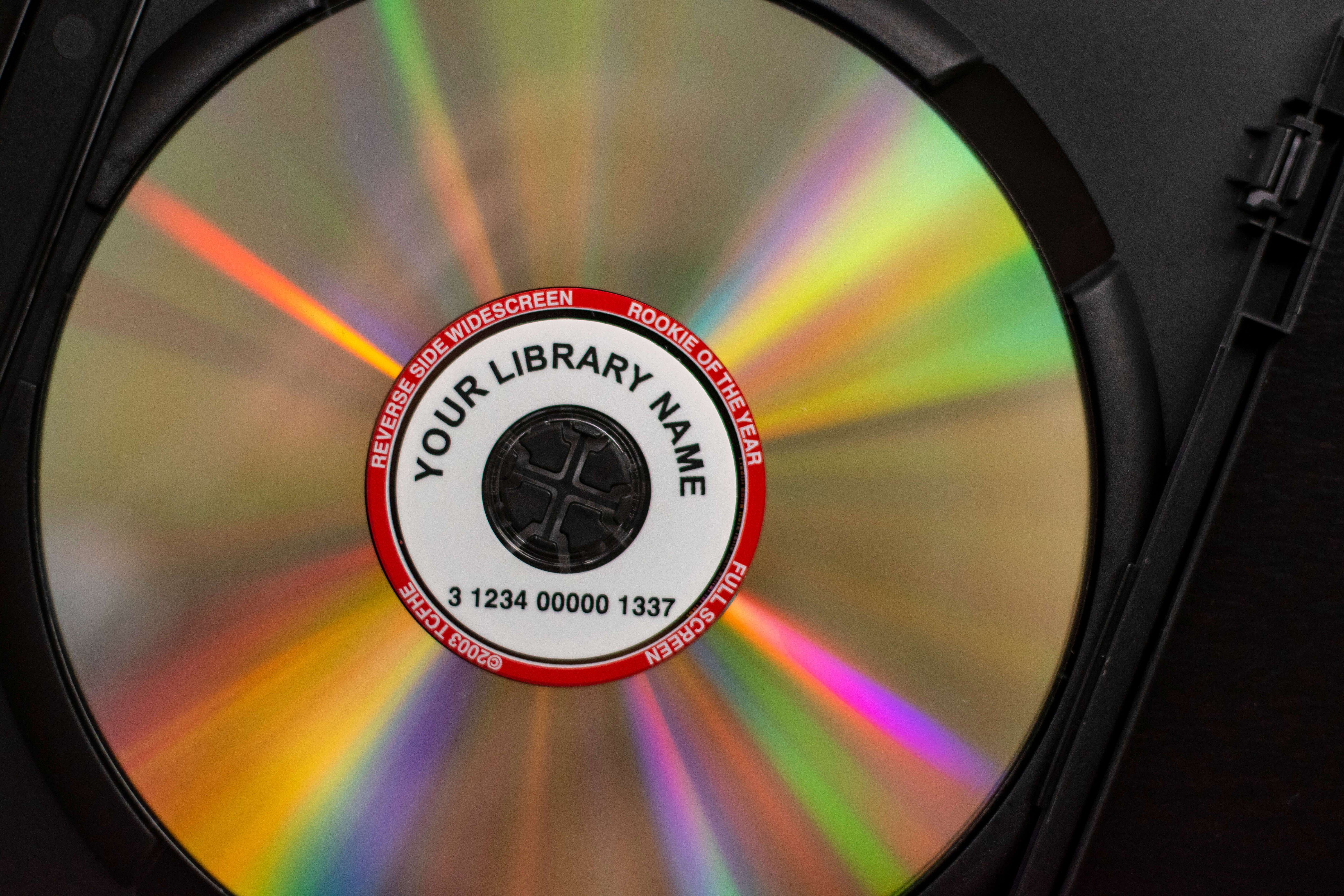 Library Barcode Labels & Patron Cards | ID Label Inc