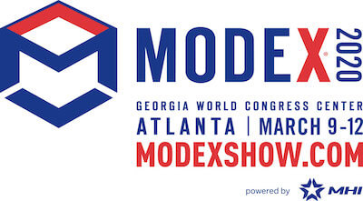 Modex 2020 logo