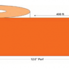 Orange Eco Beam Renew roll